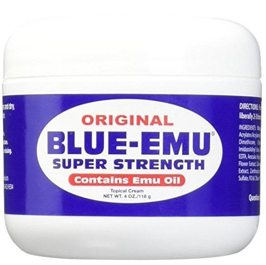 Emu Oil 鸸鹋油强力消炎止痛按摩油,4 oz/118g,原价$16.99,现点击coupon后仅售$11.27