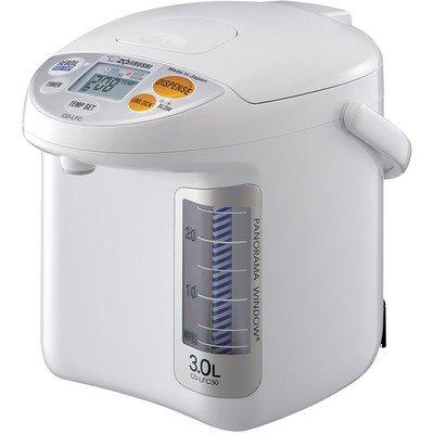 Zojirushi象印 CD-LFC30 微电脑控制 热水/保温壶,101 oz/3.0 L,原价$200.00,现仅售$98.79,免运费