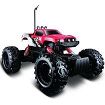 史低价!Maisto R/C Rock Crawler 超级攀岩 无线遥控大脚赛车,原价$29.99,现仅售$11.56