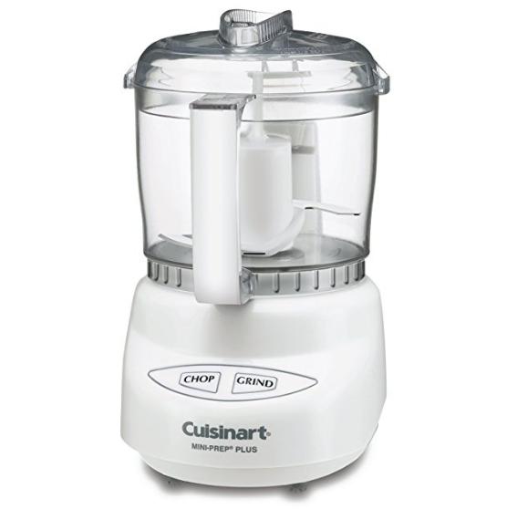 Cuisinart DLC-2A 小型食物料理机—3杯量,原价$75.00,现仅售$32.99,免运费