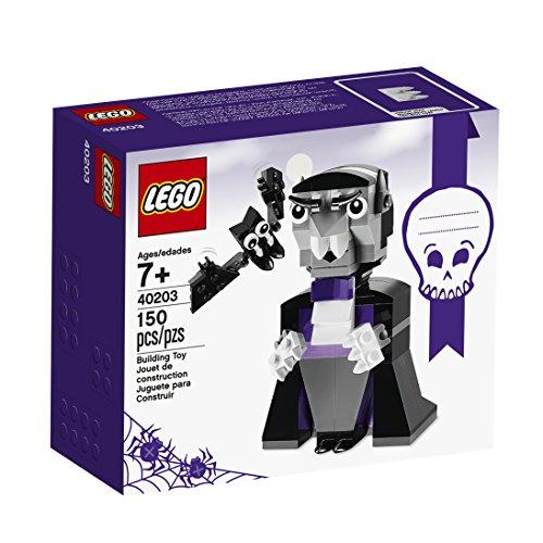 史低价!LEGO乐购 Creator创意百变系列 Halloween 万圣节 吸血鬼和他的小蝙蝠,原价$9.99,现仅售$5.00