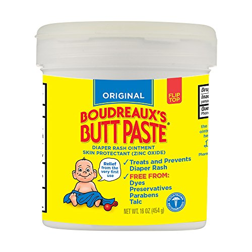 Boudreaux's 婴儿护臀膏大罐装,16 oz,原价$18.09,现仅售$12.34,免运费