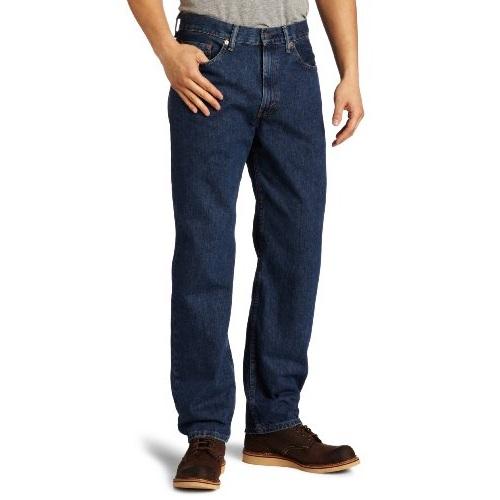 经典中的经典 Levis 550男款宽松牛仔裤仅需$21