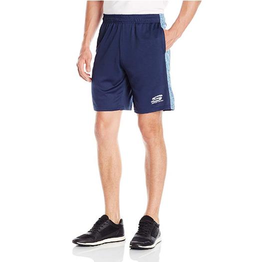 Skechers斯凯奇男士运动短裤 $7.38