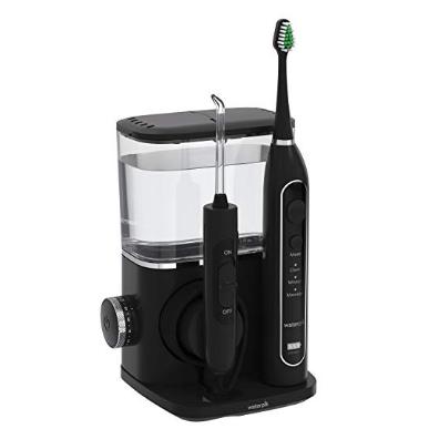 Waterpik Complete Care 9.0 声波电动牙刷 + 水牙线套装,仅售$96.03,免运费