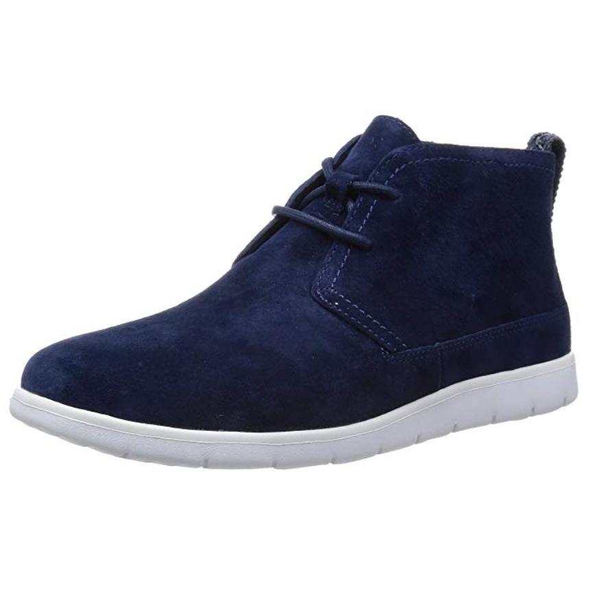限尺码!UGG Freamon Chukka 男士短靴,原价$110.00,现仅售$47.99,免运费