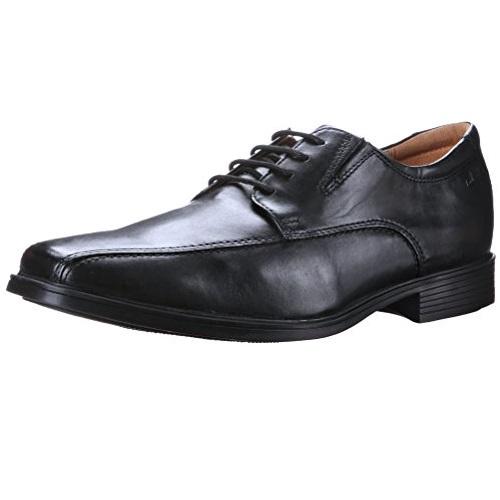 史低价!码全!速抢!Clarks 其乐 男士舒适牛津皮鞋,原价$90.00,现仅售$39.99,免运费