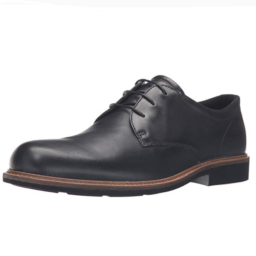 ECCO爱步Findlay男士正装牛津鞋 仅售$71.39 免运费