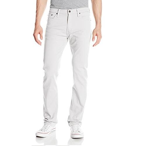 史低价!Levi's 李维斯513 Slim Straight男士修身长裤,原价$69.50,现仅售$20.99,免运费