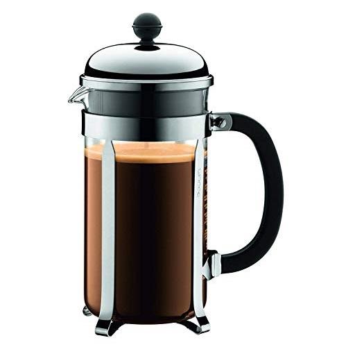 史低价!Bodum Chambord 法式滤压咖啡壶,34 oz/ 1 升,原价$39.19,现仅售 $22.21