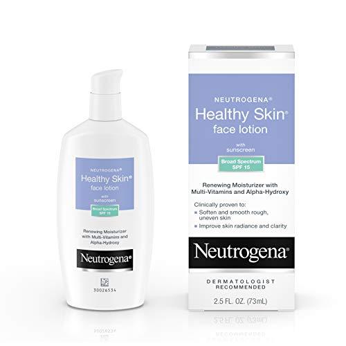 Neutrogena 露得清  维生素保湿乳,2.5 oz,原价$17.41,现点击coupon后仅售$6.38,免运费!